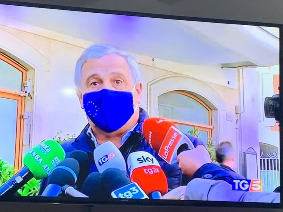 Tajani - Forza Italia