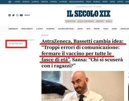 Da non dimenticare - Matteo Bassetti 10-06-2021