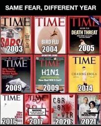 Dietro la falsa pandemia - Articoli di giornale 05-06-2021