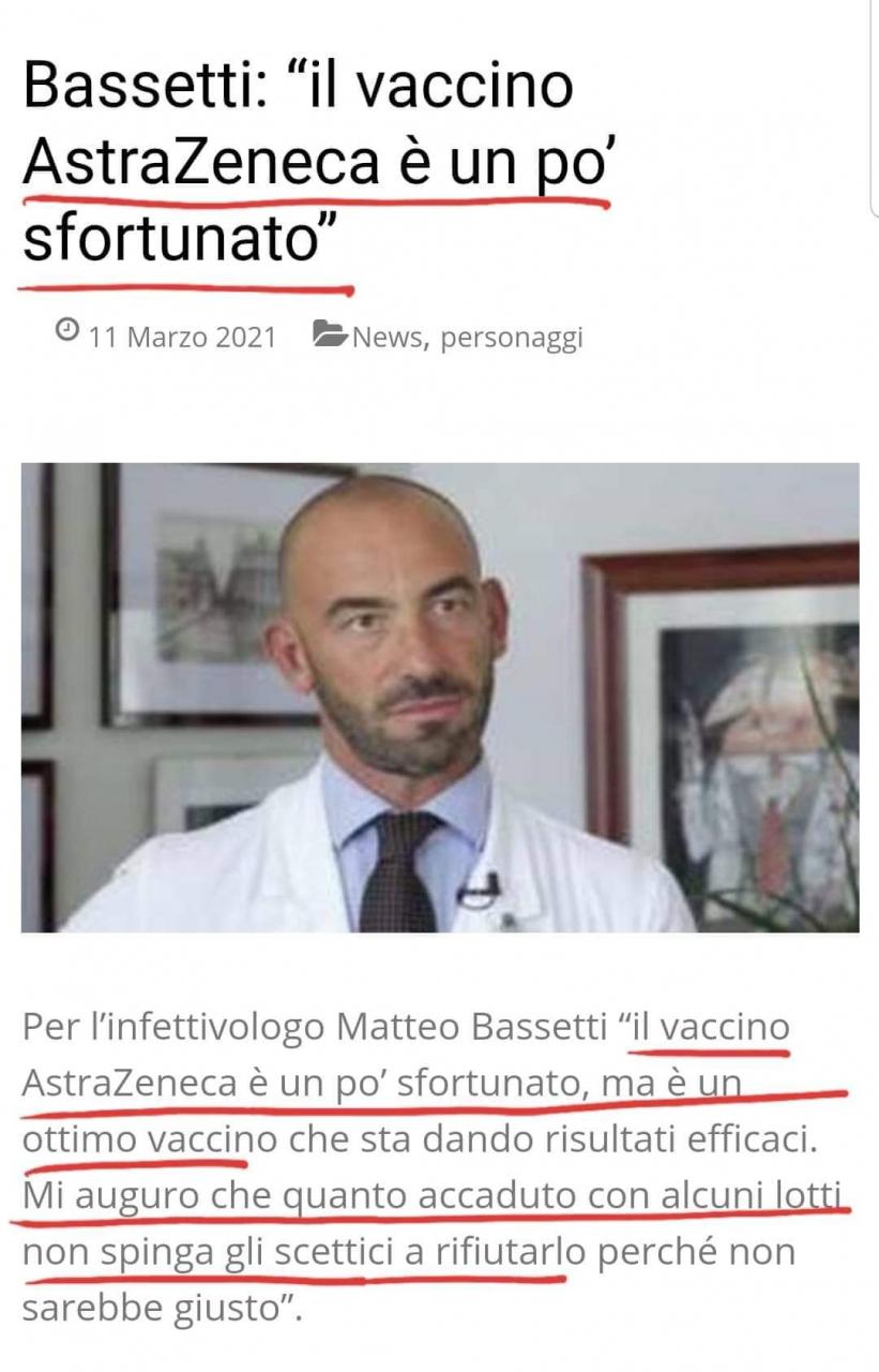 Bassetti 11 marzo